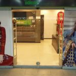 Automatic Sliding Door Operator installed at Gul Ahmed, Punjab Pakistan