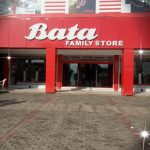 Automatic Sliding Glass Door Operator installed at BATA outlet located at Kasur.