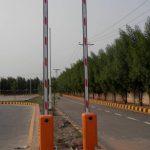 boom barriers