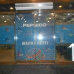pepsico sliding door